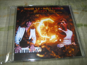 MORAZ / BRUFORD - BOSTON 1983 (1CD)