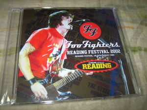 FOO FIGHTERS - READING FESTIVAL 2002 (1CD)