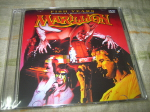 MARILLION - FISH YEARS (1DVD)