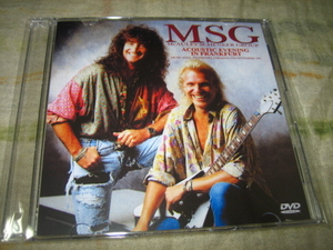 McAULEY SCHENKER GROUP - ACOUSTIC EVENING IN FRANKFURT (1DVD)
