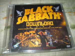 BLACK SABBATH - DOWNLOAD 2005 : SPECIAL EDITION (2DVD)