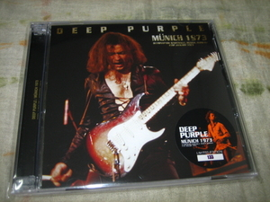 DEEP PURPLE - MUNICH 1973 (2CD , BRAND NEW) *PRE-ORDER*