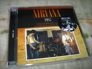 NIRVANA - 1987 (2CD , BRAND NEW)