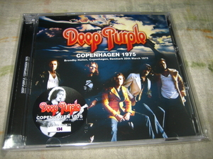 DEEP PURPLE - COPENHAGEN 1975 (2CD , BRAND NEW) *PRE-ORDER*