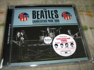 THE BEATLES - CANDLESTICK PARK 1966 (1CD , BRAND NEW)