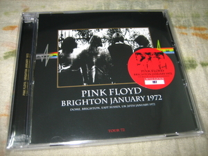 PINK FLOYD - BRIGHTON JANUARY 1972 (2CD , BRAND NEW)