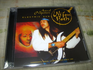 ULI JON ROTH & ELECTRIC SUN - ASTRAL PROJECTION (2CD , BRAND NEW)