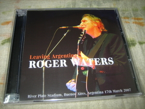 ROGER WATERS - LEAVING ARGENTINA (2CD , BRAND NEW)