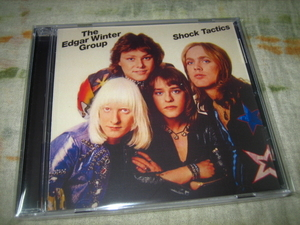 EDGAR WINTER GROUP - SHOCK TACTICS (1CD , BRAND NEW)